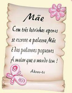 Maria Renata: Dia das Mães