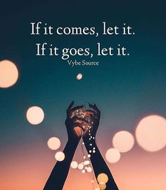 sometimes it hard to just let go, even if it isn't good for us. @bryanadamc