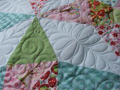 Mount Vincent Quilts: Charity Quilt.....(Machine Quilting)