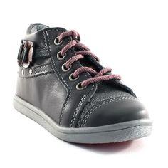 086A BABYBOTTE FLORY GRIS www.ouistiti.shoes le spécialiste internet de la chaussure bébé, enfant, junior et femme collection automne hiver 2015 2016