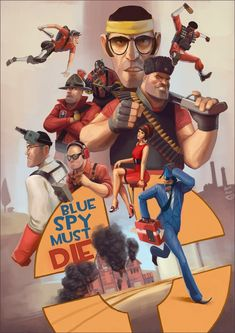 Team Fortress 2 the movie of the century