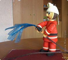 Пожарный | Страна Мастеров