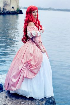 Ariel - The Little Mermaid - Ariel Cosplay Photo - Cure WorldCosplay