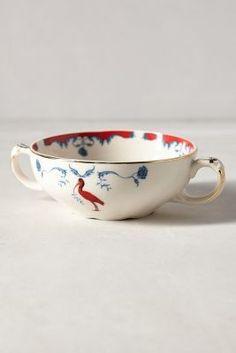 Lou Rota Nature Table Teacup #anthrofave #anthropologie