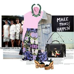 """""""Even Diamonds Start As Coal"""" by a-place-for-just-you-and-me on Polyvore"""