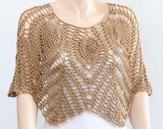 Cape Crochet Pattern Lacy Pelerine Pattern Wedding Shawlette Shoulder Shawl Lace Shawlette Shoulder Cover UP Caplet pattern Christmas