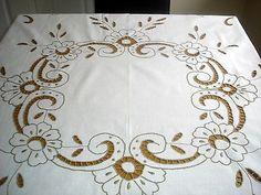 Znalezione obrazy dla zapytania cutwork embroidery pattern