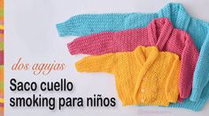 Vestido con canesú redondo tejido a crochet para niñas / Crocheted round yoke… Baby Knitting Patterns, Knitting For Kids, Crochet Patterns, Knitting Videos, Crochet Videos, Crochet Baby, Knit Crochet, Mermaid Tail Blanket, Baby Sweaters