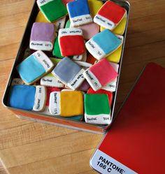 pantone cookies send design lovers into diabetic coma.