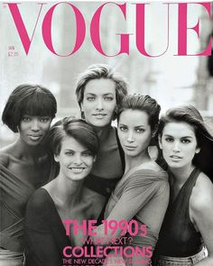 2018/06/23 01:36:14 When supermodels were real SUPERMODELS! #Vogue #magazine #best #cover #famous #photographer #PeterLindbergh #birth #of #Supermodels #90's #nineties #January1990 #90sicons #photography #christyturlington #lindaevangelista #tatjanapatitz #cindycrawford #naomicampbell #georgemichael #freedom #newyork #nyc #meatpackingdistrict