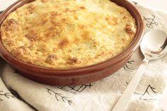 Nos asegura la autora de la receta que el sabor de este souflé es espectacular. ¡Incluso para los que no les gusta la coliflor!