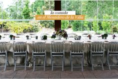 Un lugar ideal para celebrar una boda o un evento: La Villa del Mentidero