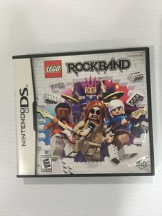 Replacement Ds Case And Manual Only Madagascar Kartz No Game!