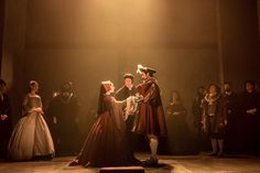 PHOTOS / Wolf Hall Parts One & Two on Broadway