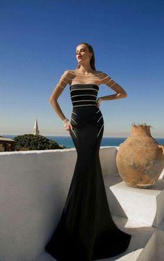Galiano Lahav Haute Couture: Montana