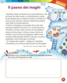 Matita e gomma 2 - Letture Learning Italian, Sos, Lab, Learn Italian Language