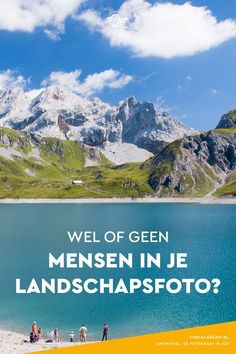 Luxurious Wel-of-geen mensen in je landschapsfoto of the Improbable Wil je nou juist wel of gee. Photography Tutorials, Photography Tips, Landscape Photography, Travel Photography, Photoshop Tips, Photoshop Tutorial, Pierre Huyghe, Most Beautiful Pictures, Cool Pictures
