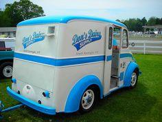 1947 Divco Milk Truck by Bluejacket, via Flickr