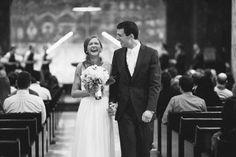 Wedding at Nazareth Chapel in Minneapolis Minnesota