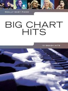 From 5.00:Really Easy Piano: Big Chart Hits | Shopods.com