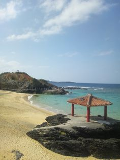 Okinawa Japan. This is the beaches I'll be dealing with for the next three years.  I think I can manage :)