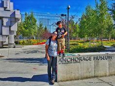 Felipe, o pequeno viajante: Museu de Anchorage, no Alaska, Estados Unidos - o melhor lugar no mundo para aprender sobre o 50º estado americano é super kids friendly