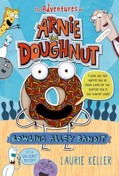 As Mr. Bing's new pet doughnut dog, Arnie couldn't be happier. When Mr. Bing joins a bowling league, Arnie gets to go along to practices and competitions. But then Mr. Bing starts rolling gutter balls