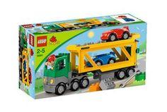 Transporteur auto Lego Duplo 5684