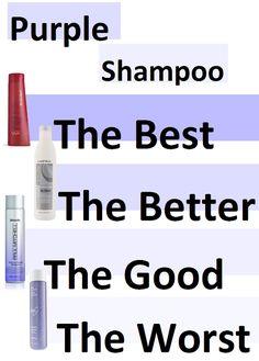 15 Best Purple Shampoos - Top Purple Shampoo for Blonde Hair 15 Best Purple Shampoos - Top Purple Shampoo for Blonde Hair - art club Best Purple Shampoo Blondes, Best Blonde Shampoo, Purple Shampoo Toner, Purple Toner, Lila Shampoo, No Yellow Shampoo, Purple Shampoo And Conditioner, Shampoo For Gray Hair, Violet Shampoo