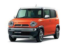 2015 new SUZUKI HUSTLER mini suv