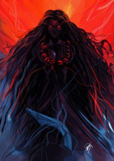 Kali by A-r-k-o.deviantart.com on @DeviantArt