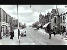 Lochgelly. The Happy Land was the area of Miners' rows  round Hubter Street.