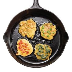 NYT Cooking: Master Recipe for Tiny Pancakes New Recipes, Snack Recipes, Cooking Recipes, Favorite Recipes, Snacks, Simple Recipes, Recipies, Vegan Recipes, Savory Pancakes