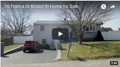 Pending-Great 4/5 Bed 2 Bath Home in Bristol, RI!  Take a look at 16 Franca Dr.  Details & Pics here https://www.lisaglowackirealestate.com/property/ri/02809/bristol/-/16-franca-dr/5ad0a42b6fd79e4bc45baa49/  Call, text, or email Lisa for showings 401-369-1766  lgtiv@aol.com www.lisaglowackirealestate.com