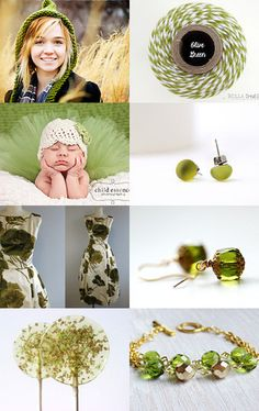 #abeillia #fichate #olive green #treasuries #treasury #etsy