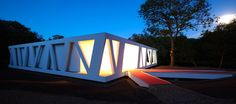 Art Pavilion in Videbæk :: Henning Larsen Architects. spotted by Henning Larsen, Monument In India, Japanese Tea House, Scandinavian Architecture, Architecture Company, Modern Bungalow, Space Interiors, Overhead Lighting, Skylight