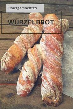 Einfach, einfacher am Einfachsten. Genau so ist das Rezept unseres Wurzelbrotes. Hausgemachtes Brot duftet immer so herrlich. Das Rezept findet ihr auf foodwerk.ch http://www.foodwerk.ch/zwirbelbrot-2/