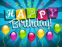 A website that offers happy birthday videos and pictures, to share as free birthday cards Happy Birthday Tia, Happy Birthday Greeting Card, Happy 1st Birthdays, Happy Birthday Images, Birthday Messages, Birthday Pictures, Birthday Quotes, Birthday Uncle, Birthday Pins