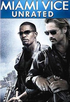 MIAMI VICE:UNRATED DIRECTOR'S EDITION