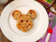Творожная запеканка для детей с овсяными хлопьями Kids Meals, Shrimp, Pancakes, Cookies, Meat, Breakfast, Desserts, Food, Crack Crackers
