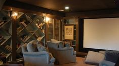 Ultimate guide to creating a Home Theatre by celebrity interior designer. Create a home theater in a Modern style or even star wars themed basement room,. The ultimate movie room tips and decor ideas for your luxury home, with ideas about seating for your man cave design. Helpful Home theater design ideas and ideas for your awesome media room design.