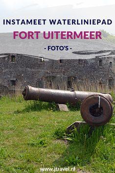 Tijdens de instameet Waterliniepad part 1 bezocht ik o.a. Fort Uitermeer. De foto's die ik maakte van Fort Uitermeer zie je in dit artikel. Kijk je mee? #fortuitermeer #fort #instameet #fotos #jtravel #jtravelblog