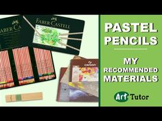 Here are the materials I recommend for pastel pencil drawing & painting. I recommend these pencils and paper surfaces for newcomers and experienced artists a. Pastel Paper, Pastel Art, Pastel Paintings, Pastel Pencils, Coloured Pencils, Crayon Drawings, Pastel Portraits, Pencil And Paper, Pastel Drawing