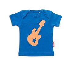 t-shirt RockABilly - jongens 0-18m - kledij 0-6 jaar - Tapete - Lunabloom - conceptstore for happy ...