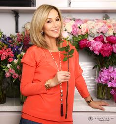 Beyond the Brow | Official Blog of Anastasia Beverly Hills - Flower Arranging Tips from J'Adore Les Fleurs!