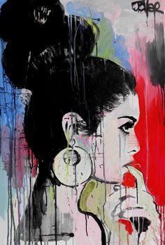 "Saatchi Art Artist Loui Jover; Painting, ""planets"" #art"
