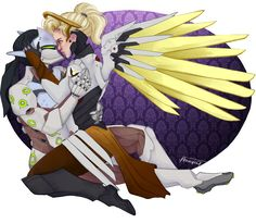 "numirya: ""Genji and Mercy, because Why not? It makes sense.,. to me at least. """