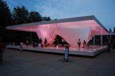 Burnham Pavilion / UN Studio