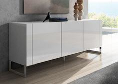 Tres Contemporary Sideboard