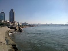 First view of Qingdao